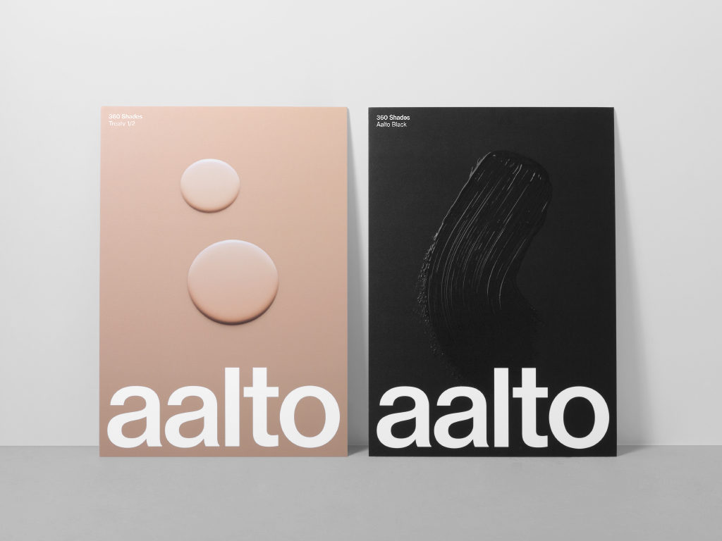 Aalto web about