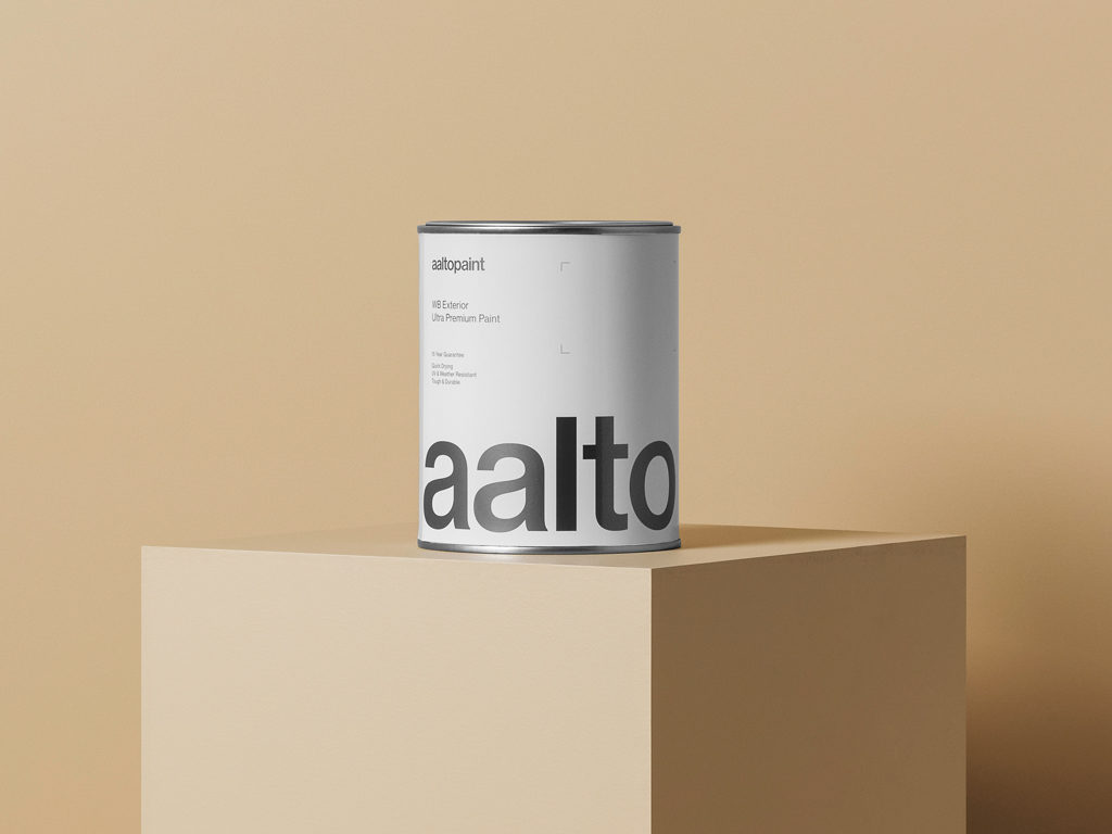 Aalto web 2020 shop paint colour