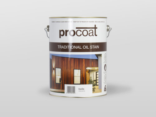 Procoat Traditional Oil Stain 5 L